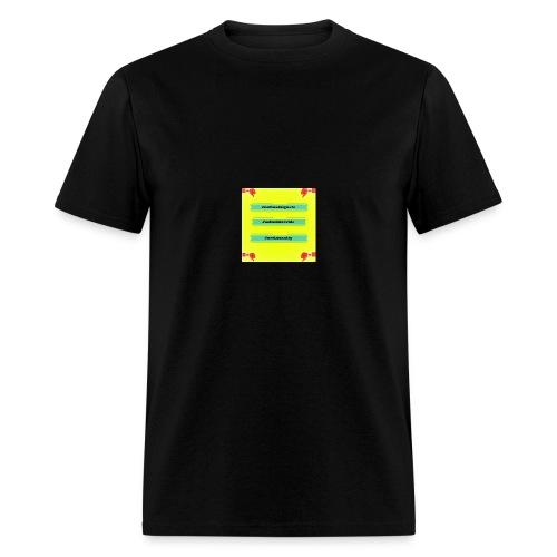 Shirt logo 1 redone - Men's T-Shirt