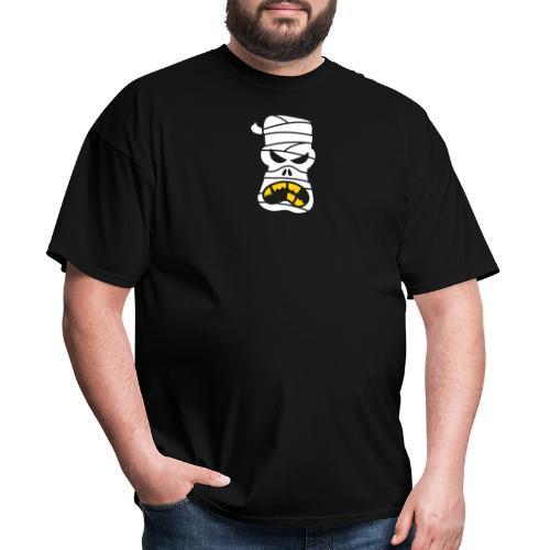 Angry Halloween Mummy - Men's T-Shirt