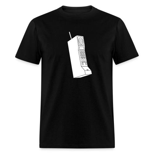 callingphonetrans png - Men's T-Shirt