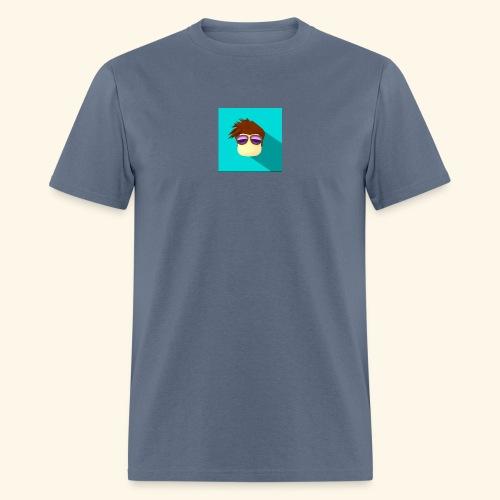 NixVidz Youtube logo - Men's T-Shirt