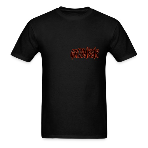 GrizDaBear Premium Halloween Merch - Men's T-Shirt