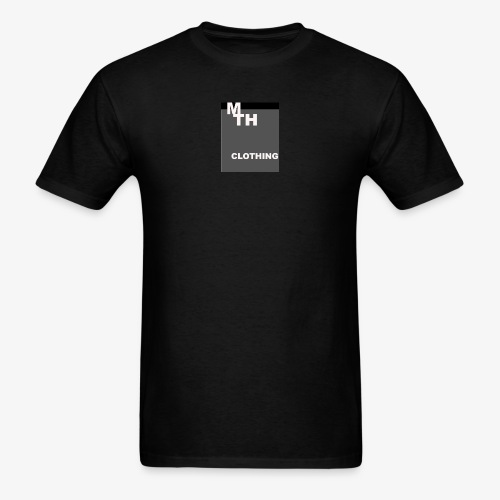 mth clothing co best in black - Men's T-Shirt