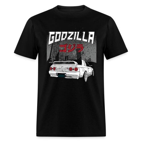 Godzilla R32 GTR T-Shirt - Men's T-Shirt