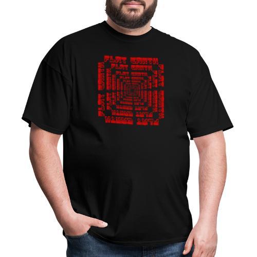 FLAT EARTH UNISEX - Men's T-Shirt