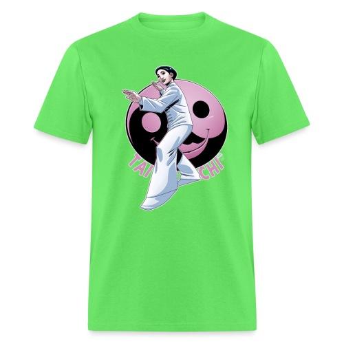Tai Chi Nancy Hellman inspired design - Men's T-Shirt