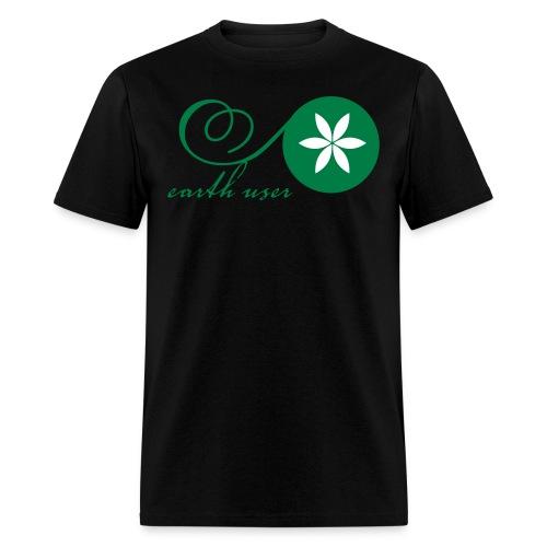 earthuser - Men's T-Shirt