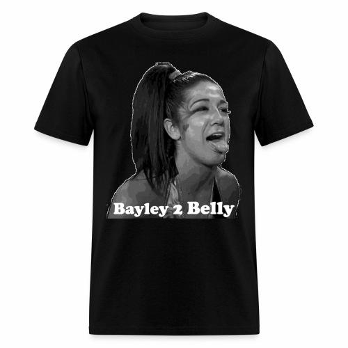 Black and Bayley - Men's T-Shirt