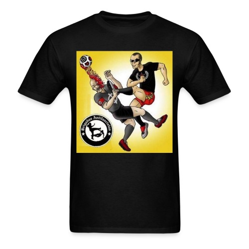 hooligans antifa - Men's T-Shirt