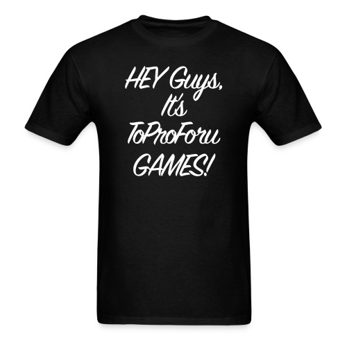 heyguysW png - Men's T-Shirt