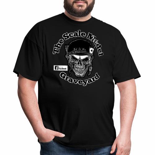 Yard-fam Skull Infantry - Men's T-Shirt