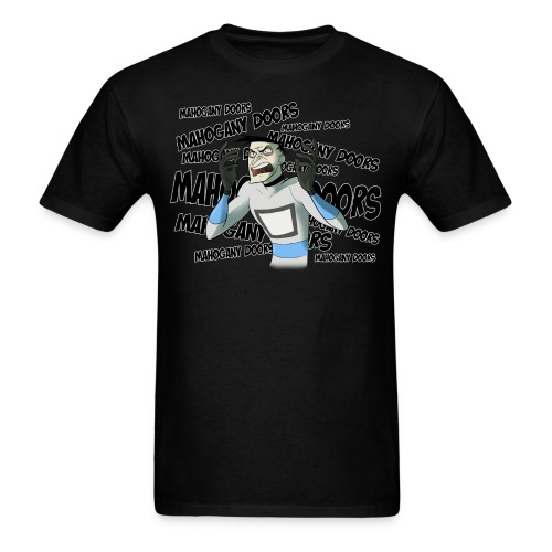 Mahogany Doors - Men's T-Shirt