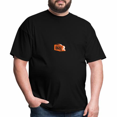 png orange - Men's T-Shirt