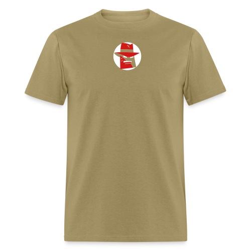 Robot Gangster Light - Men's T-Shirt