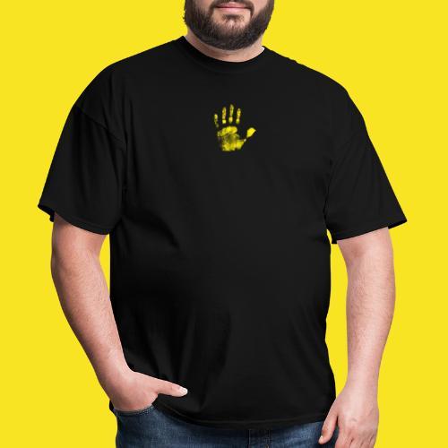 YLLW x SUSPECT - Men's T-Shirt