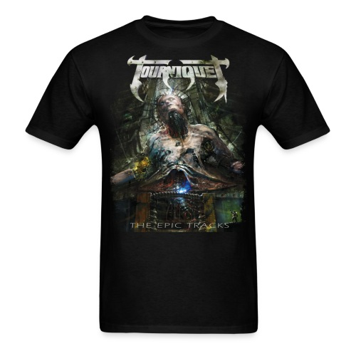 The Epic Tracks v2 - Men's T-Shirt