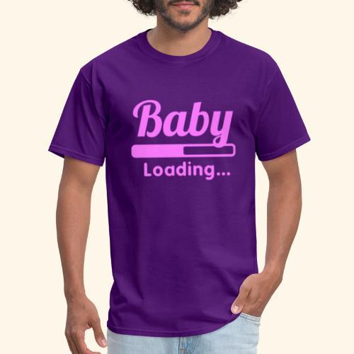 Pink Baby Loading - Men's T-Shirt