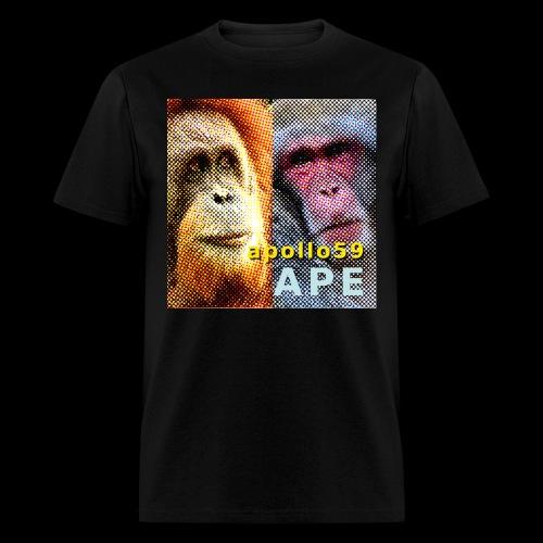 APE - Apollo59 Cover Art - Men's T-Shirt