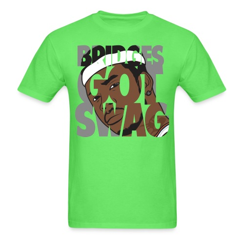 Men's Hoodie - #BridgesGotSwag - Men's T-Shirt