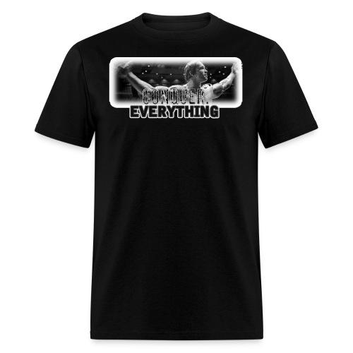 conquer PNG - Men's T-Shirt