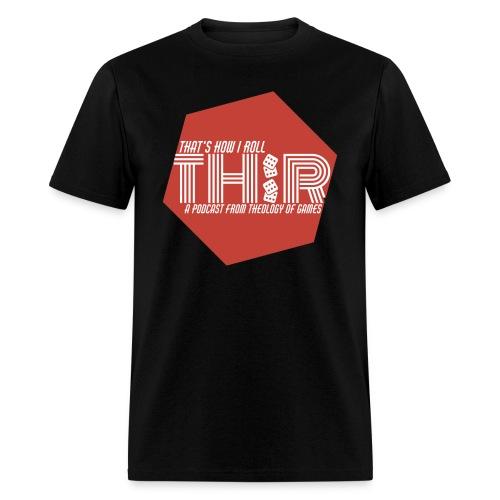 That's How I Roll Hex Logo - Men's T-Shirt