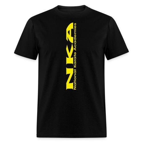 NKA sideways - Men's T-Shirt