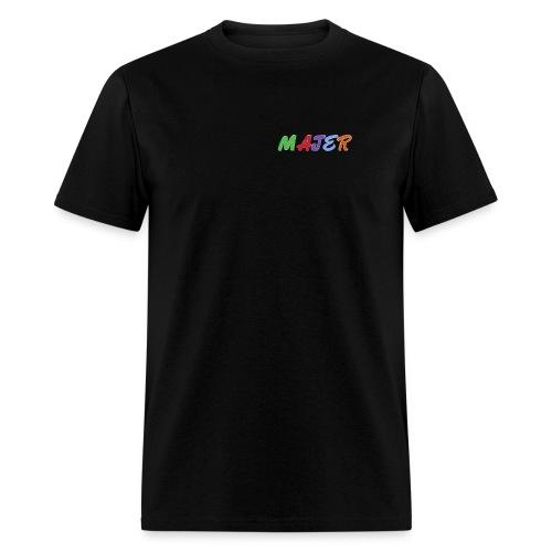 majer log trans png - Men's T-Shirt