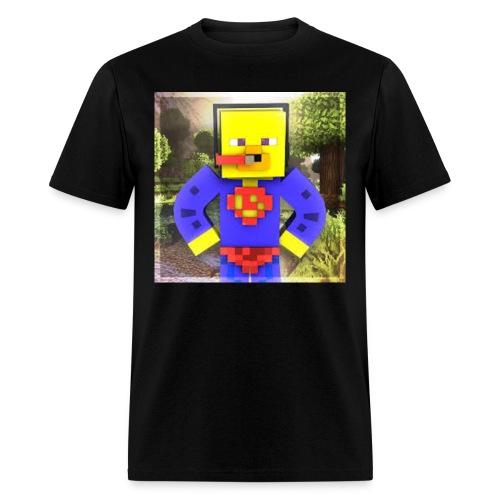 Captain Quack - Men's T-Shirt