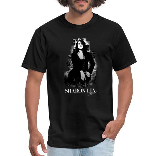 Sharon Lia Pose - Men's T-Shirt