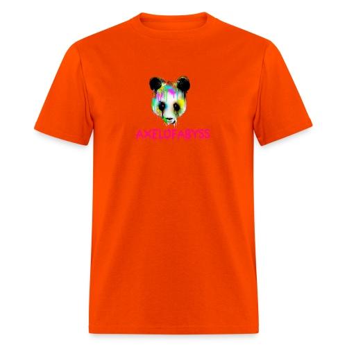 Axelofabyss panda panda paint - Men's T-Shirt