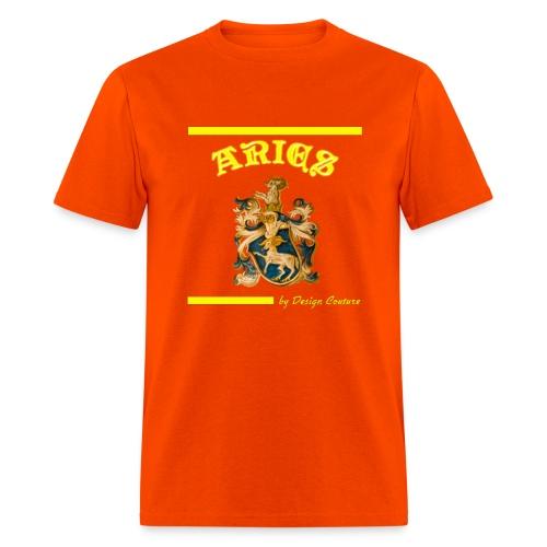 ARIES YELLOW - Men's T-Shirt