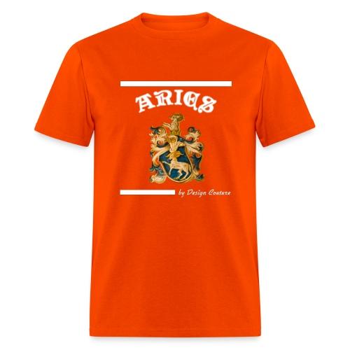 ARIES WHITE - Men's T-Shirt