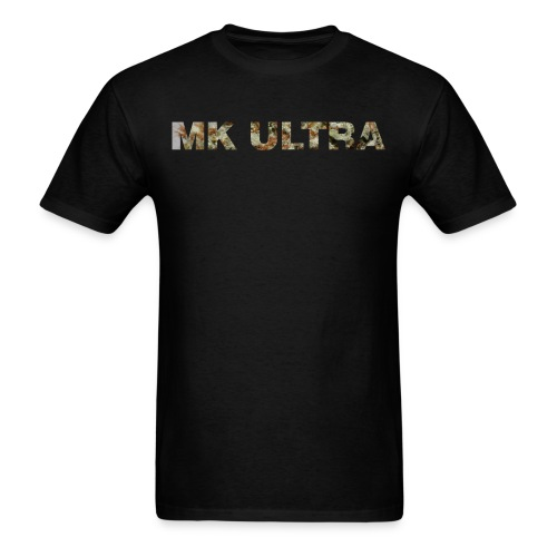 MK ULTRA.png - Men's T-Shirt