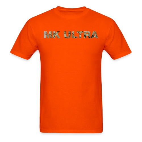 MK ULTRA.png - Men's T-Shirt