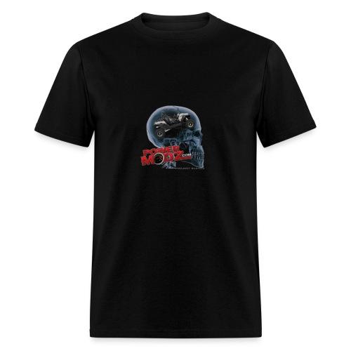 RZR SLDHED POWERMODZ png - Men's T-Shirt