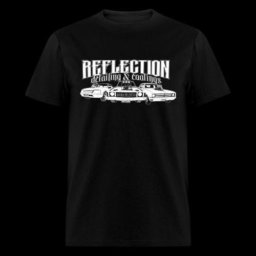 REFLECTION DETAILING & COATINGS Design - Men's T-Shirt