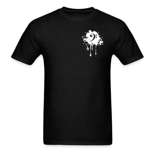 White Front Original - Men's T-Shirt