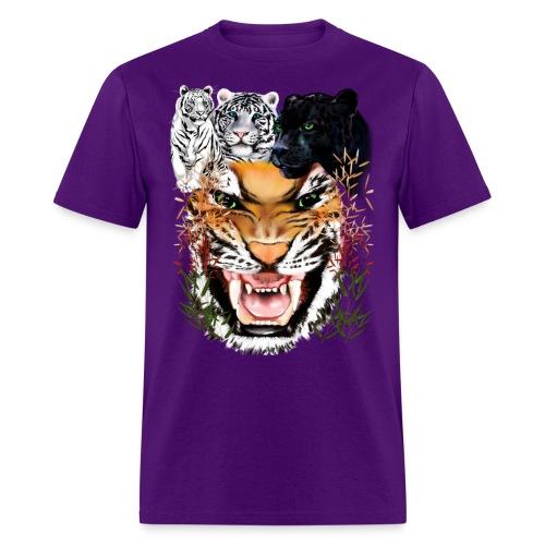 Big Cats - Men's T-Shirt
