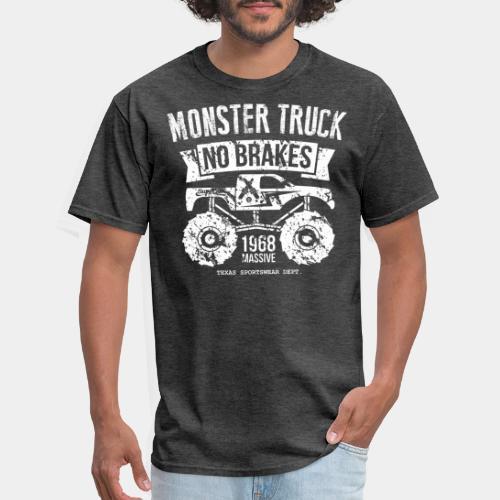 monstertruck monster truck offroad off road - Men's T-Shirt