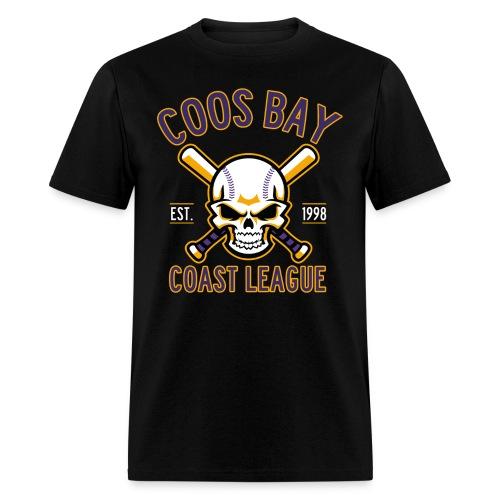 cbcl fullclr for darks - Men's T-Shirt
