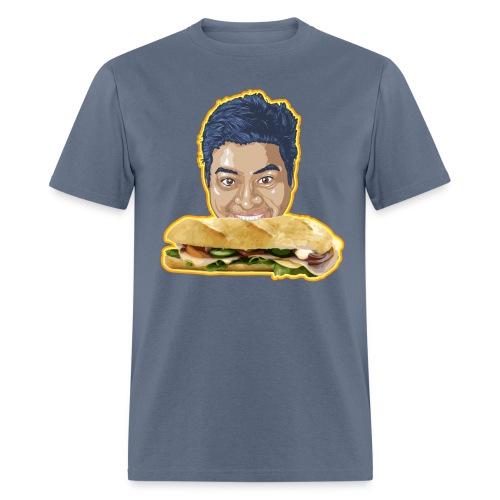 h augie - Men's T-Shirt