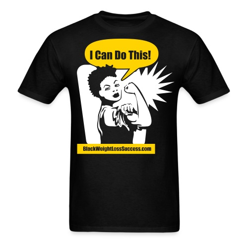 icanshirt fro - Men's T-Shirt