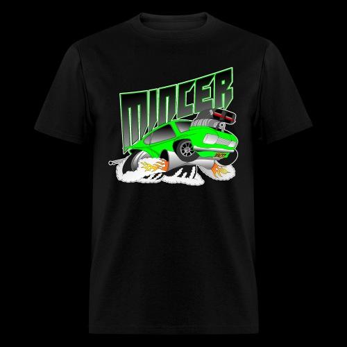 MINCER CAPRI - KILLER 6 SECOND CAPRI DESIGN - Men's T-Shirt