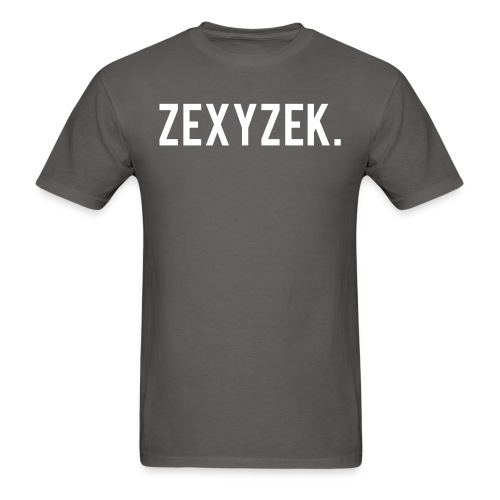 ZexyZekPeriod png - Men's T-Shirt