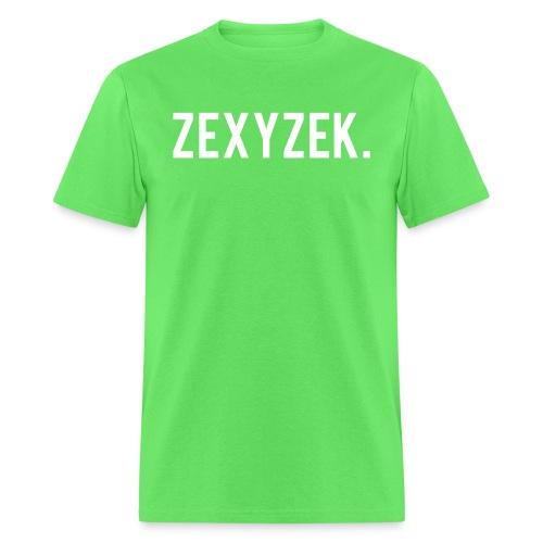 ZexyZekPeriod png - Men's T-Shirt