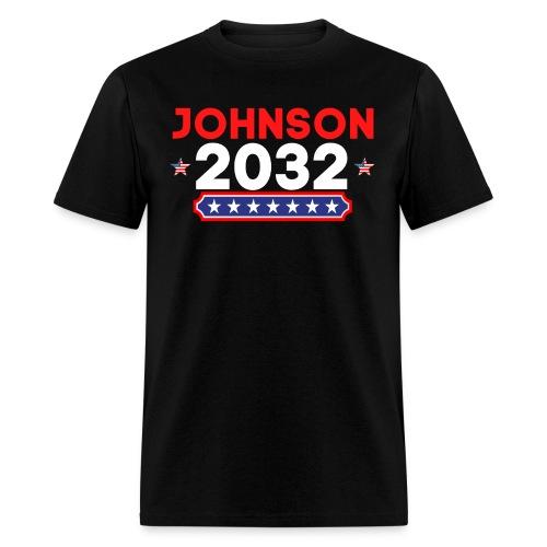 JOHNSON 2032 POTUS (President Of The United States - Men's T-Shirt