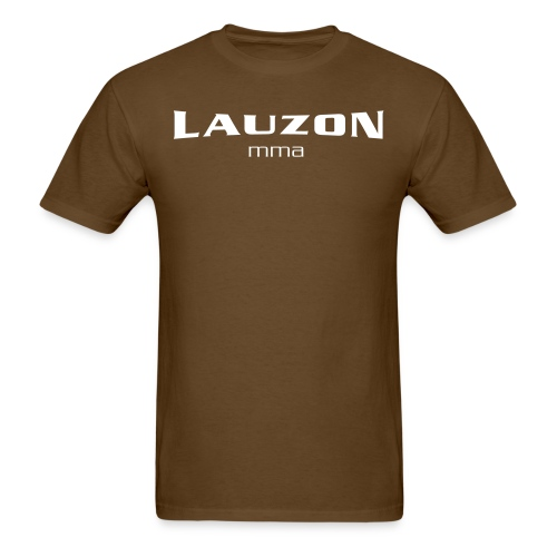 lauzonmma logo svg - Men's T-Shirt