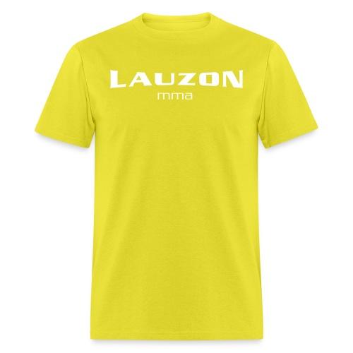 lauzonmma logo svg - Men's T-Shirt