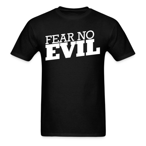 fear no front - Men's T-Shirt