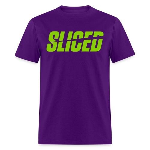 SLICED - Men's T-Shirt