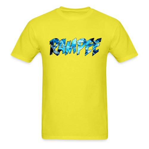 Blue Ice - Men's T-Shirt